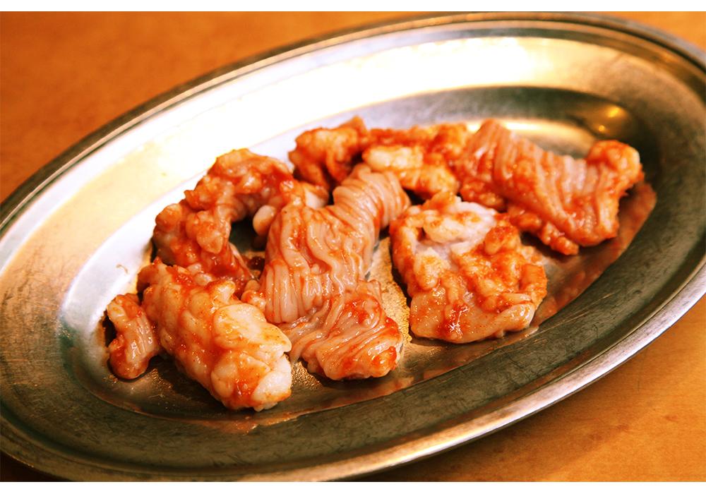 ホルモン好きに!牛上ホルモン(Beef Intestine)