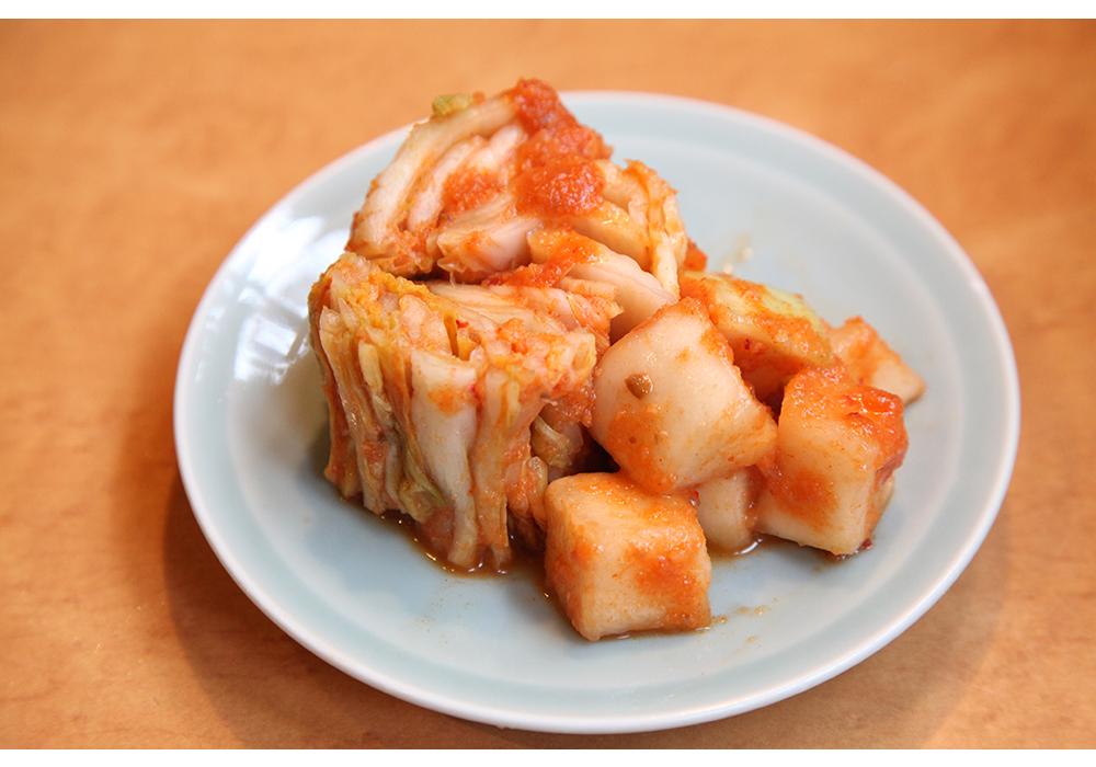 カクテキ(Kimchi (Japanese Radish))